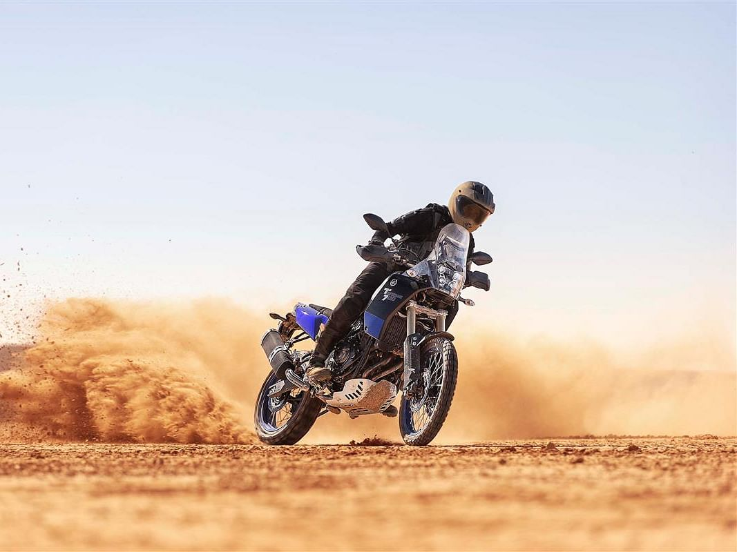 The case for the Yamaha Tenere 700 in India