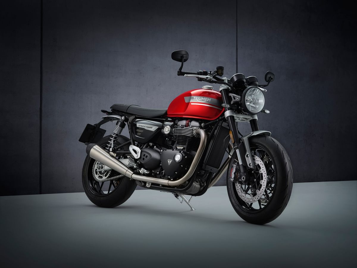 2021 Triumph Speed Twin unveiled