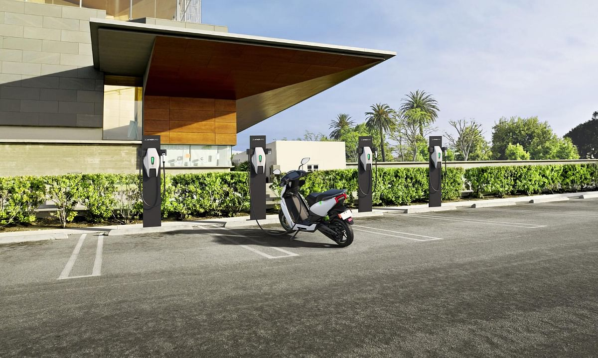 5 cool electric two-wheelers in India