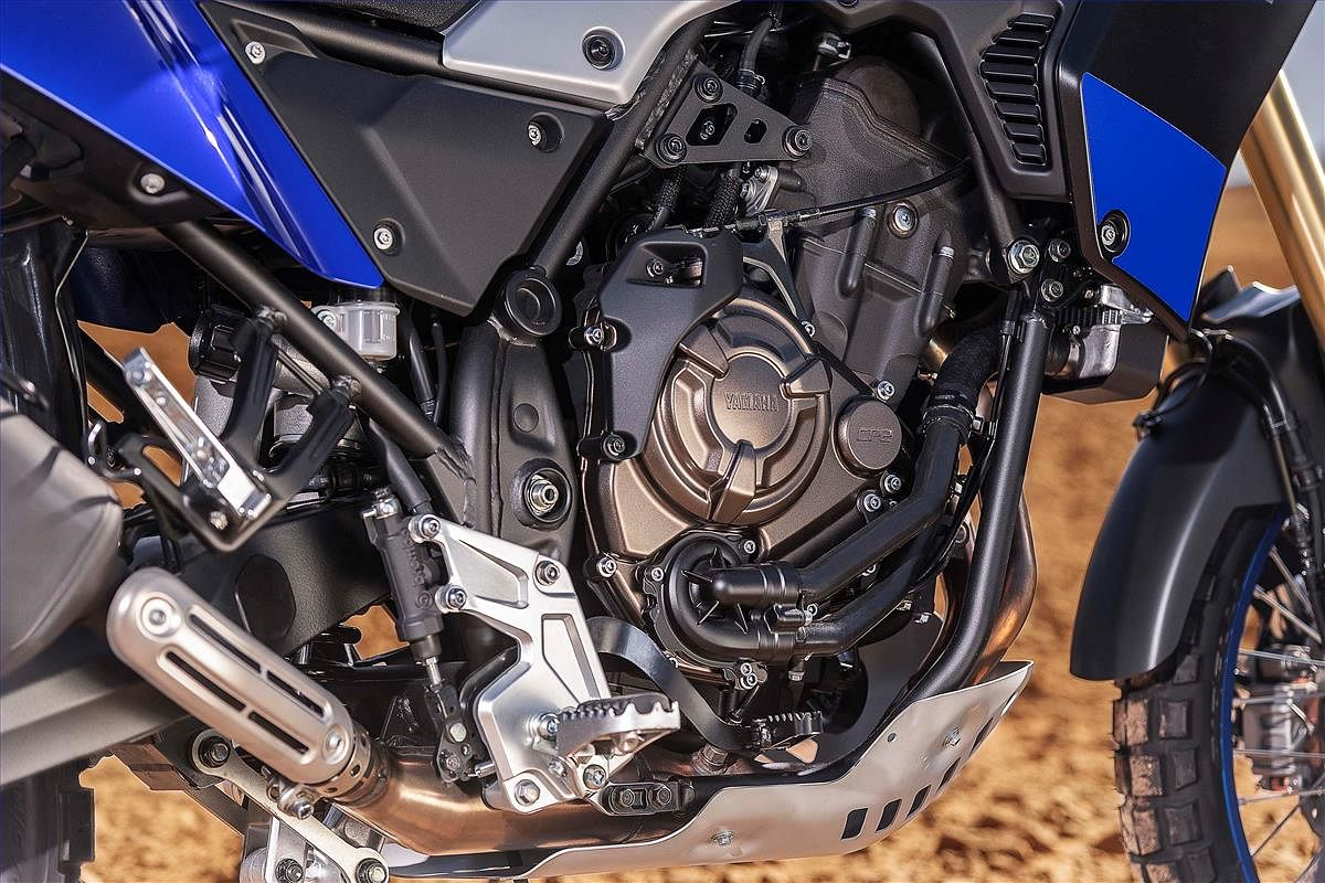 Tenere 700 gets almost the same engine as the Yamaha MT-07