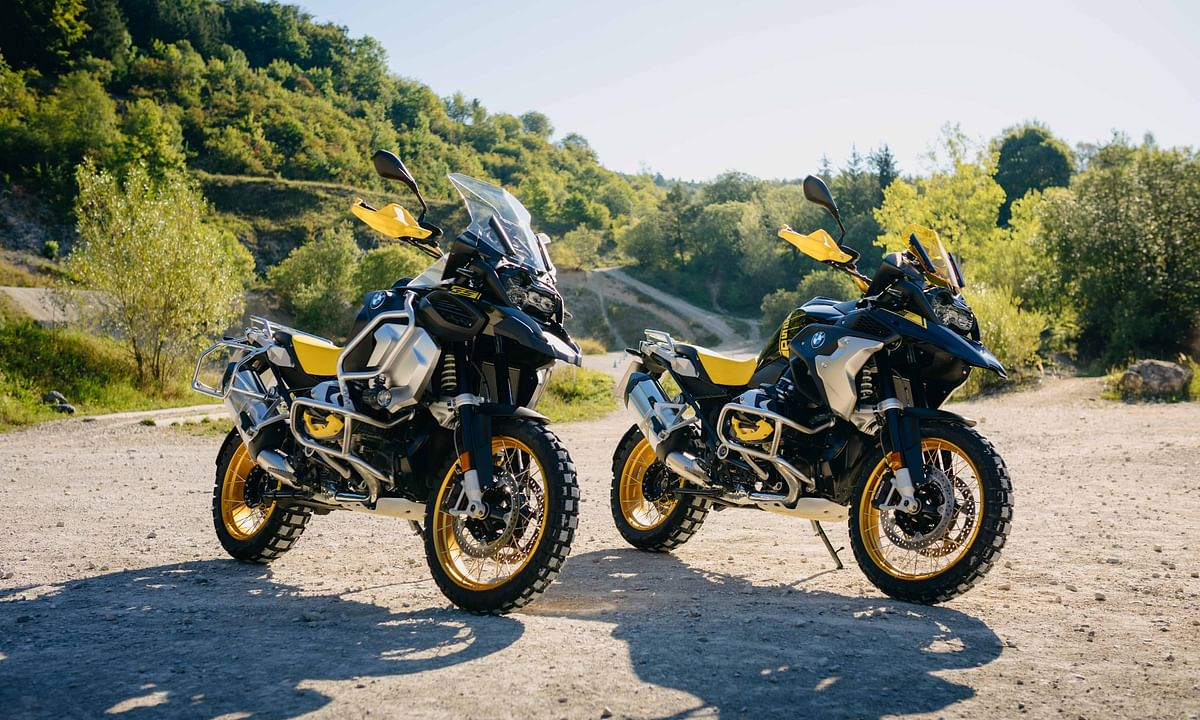 BMW R 1250 GS and R 1250 GS Adventure launched