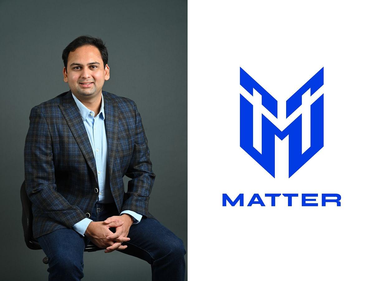 Mohal Lalbhai CEO of Matter