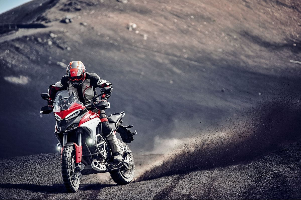 2021 Ducati Multistrada V4 and V4S launched in India at Rs 18.99 lakh