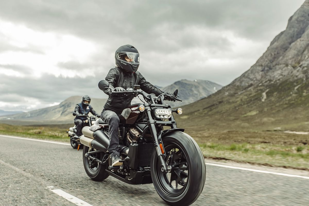 All-new Harley-Davidson Sportster S launched internationally