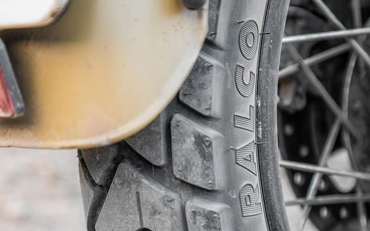 Michelin Sirac Street and City Pro