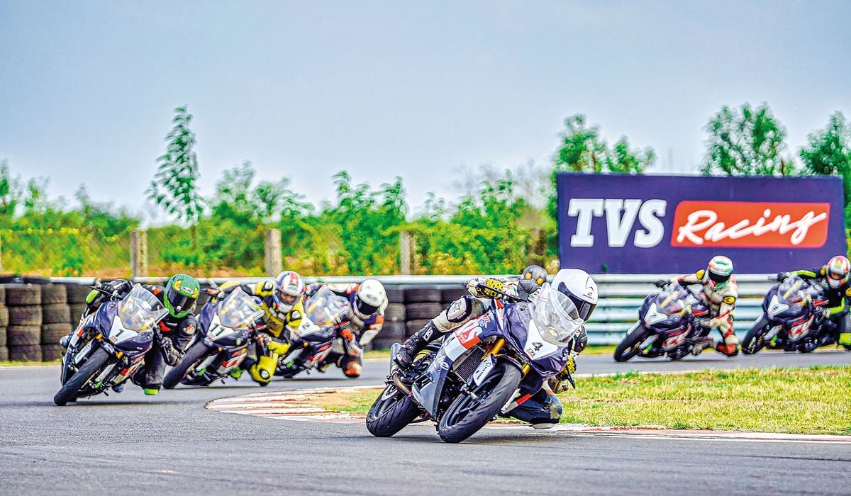 TVS Racing Diaries| Deep dive into the RR 310 Cup