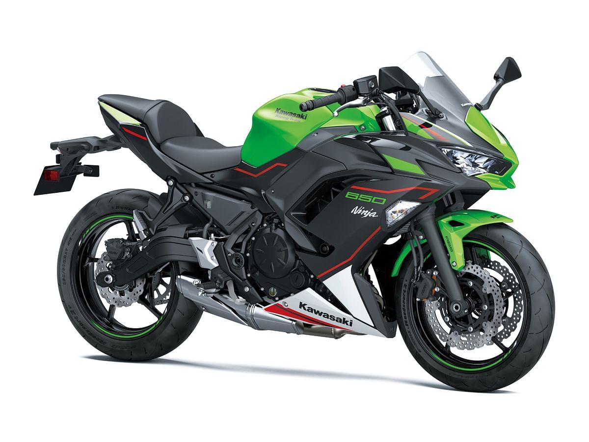 The 2022 Kawasaki Ninja 650, Z650, and Vulcan S launched