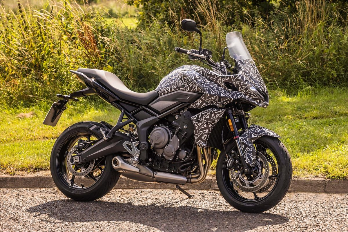 The Triumph Tiger Sport 660 will be a more road-biased motorcycle unlike the bigger Tiger 850 and 900