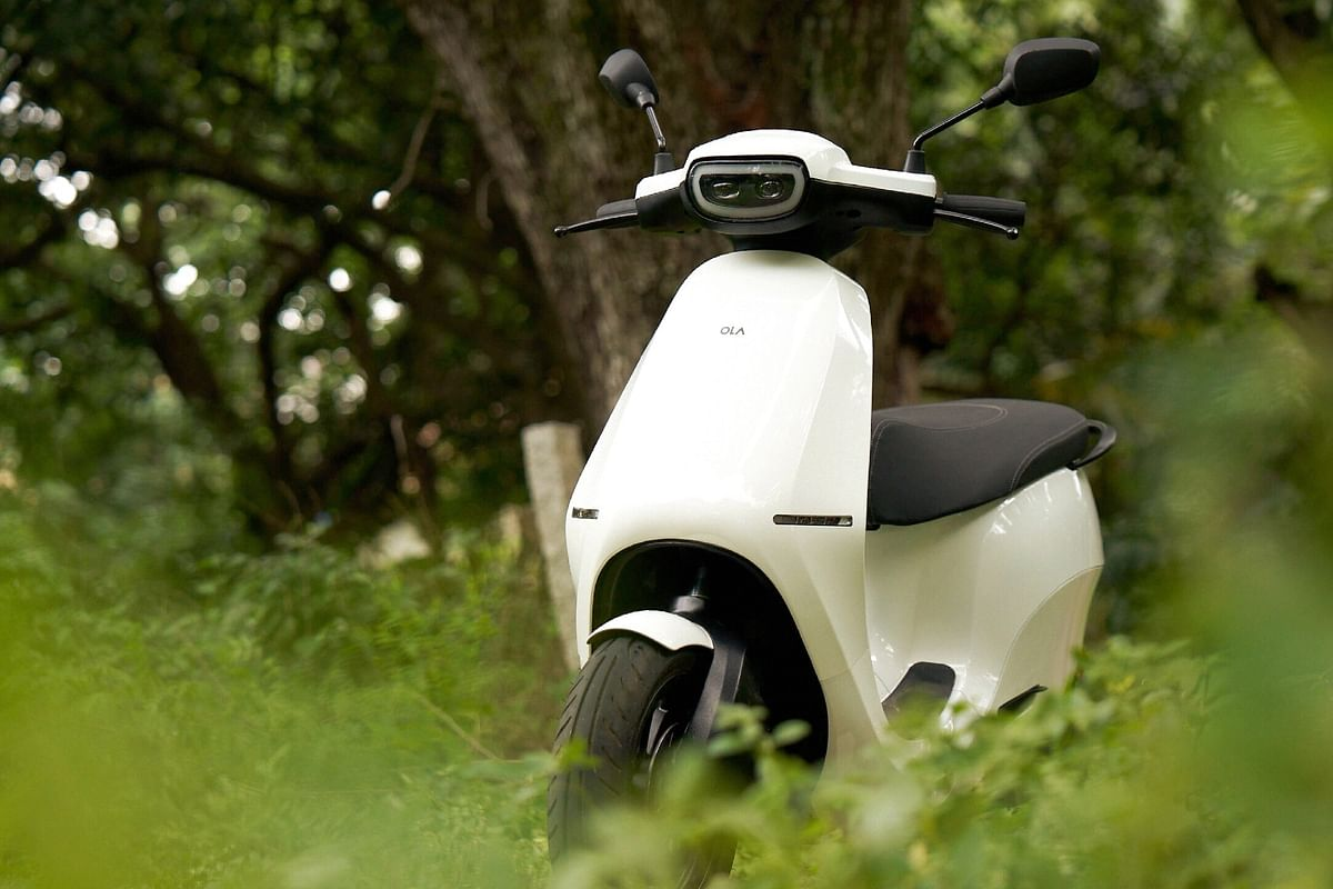 Ola S1 Electric Scooter launched in India, prices starting just under Rs 1 lakh!