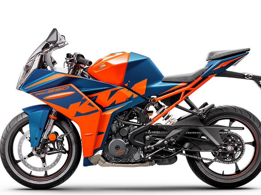 2022 KTM RC 390, RC 200 and RC 125 images leaked online
