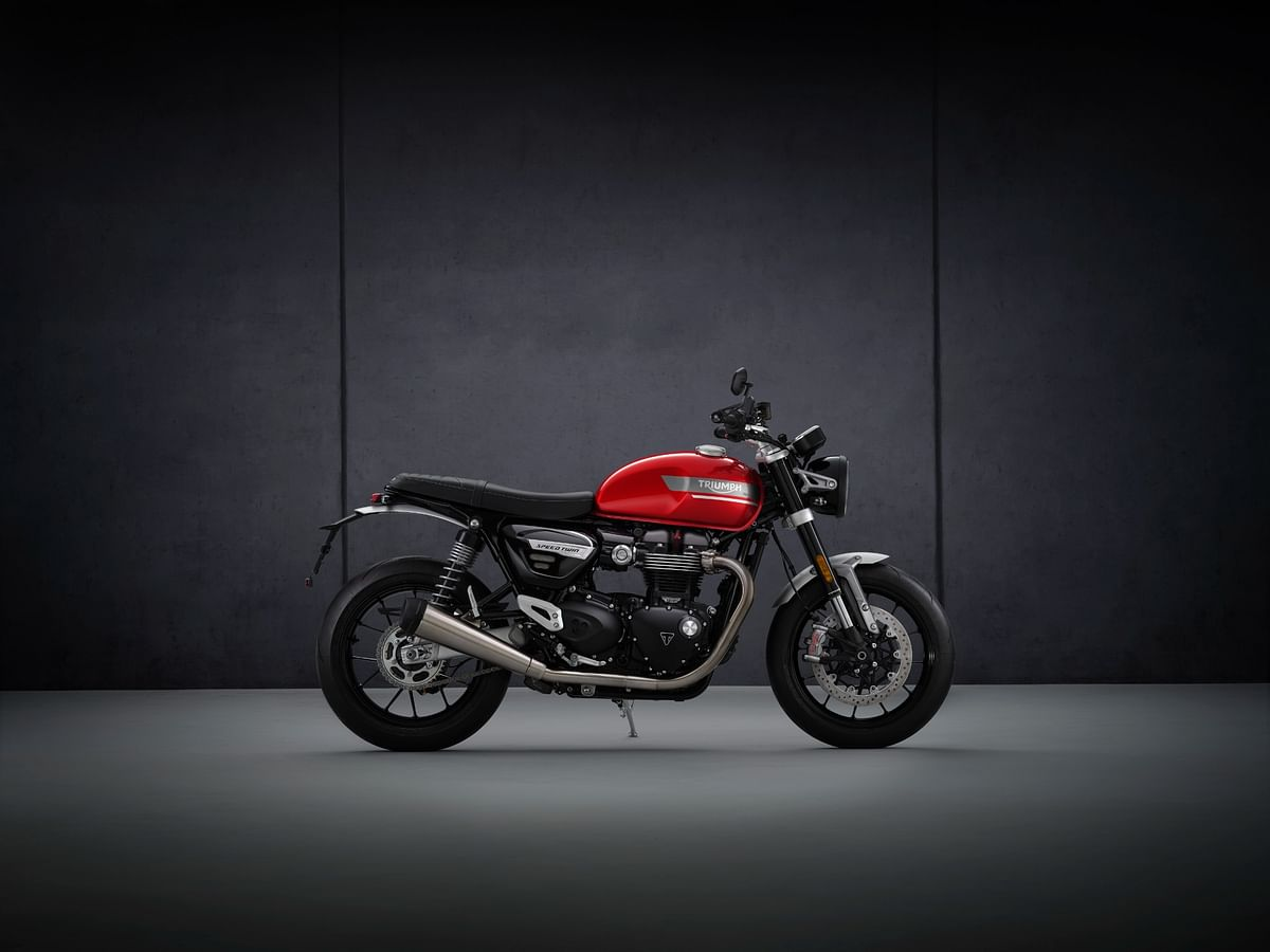 2021 Triumph Bonneville Speed Twin launched at Rs 10.99 lakh