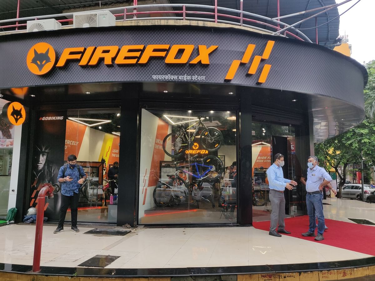 Firefox Bikes opens its first Experience Centre in Mumbai