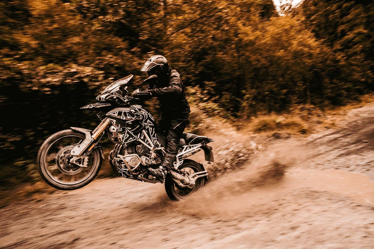 Triumph says the 2022 Tiger 1200 will be much lighter than its predecessor