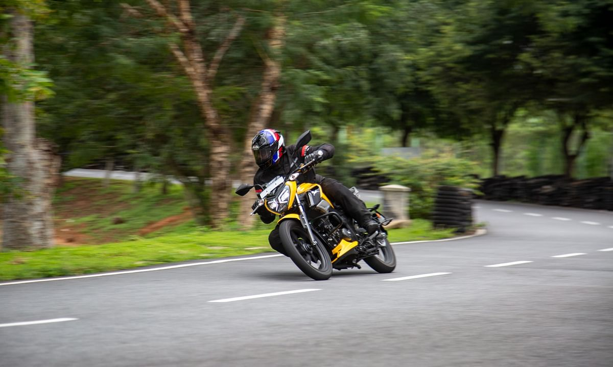 TVS Raider first ride review: Just another commuter?