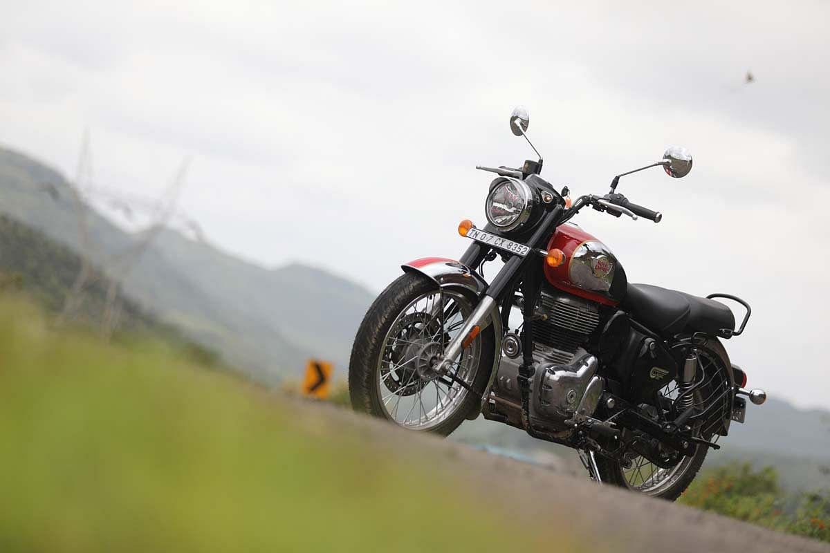 The Classic 350 gets new styling which only a sharp eye would be able to spot