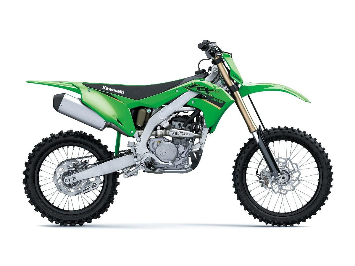 The 2022 Kawasaki KX lineup receives significant upgrades