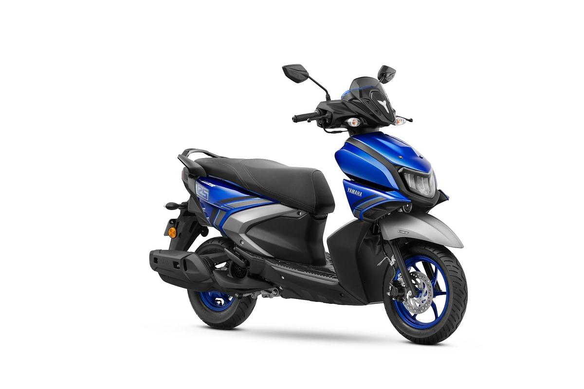 Yamaha RayZR and the Street Rally 125 Fi Hybrid gets 2021 model year update