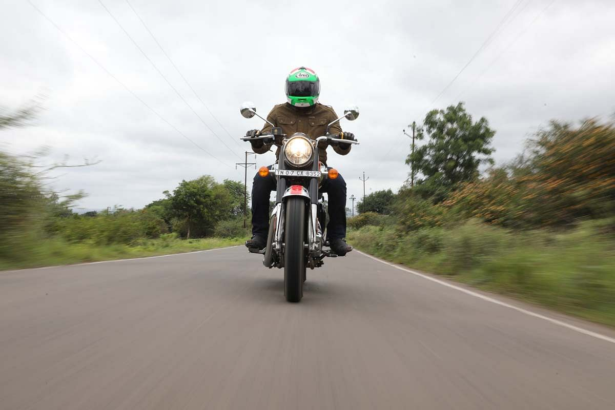 Royal Enfield has an absolute winner on their hands with the new Classic 350