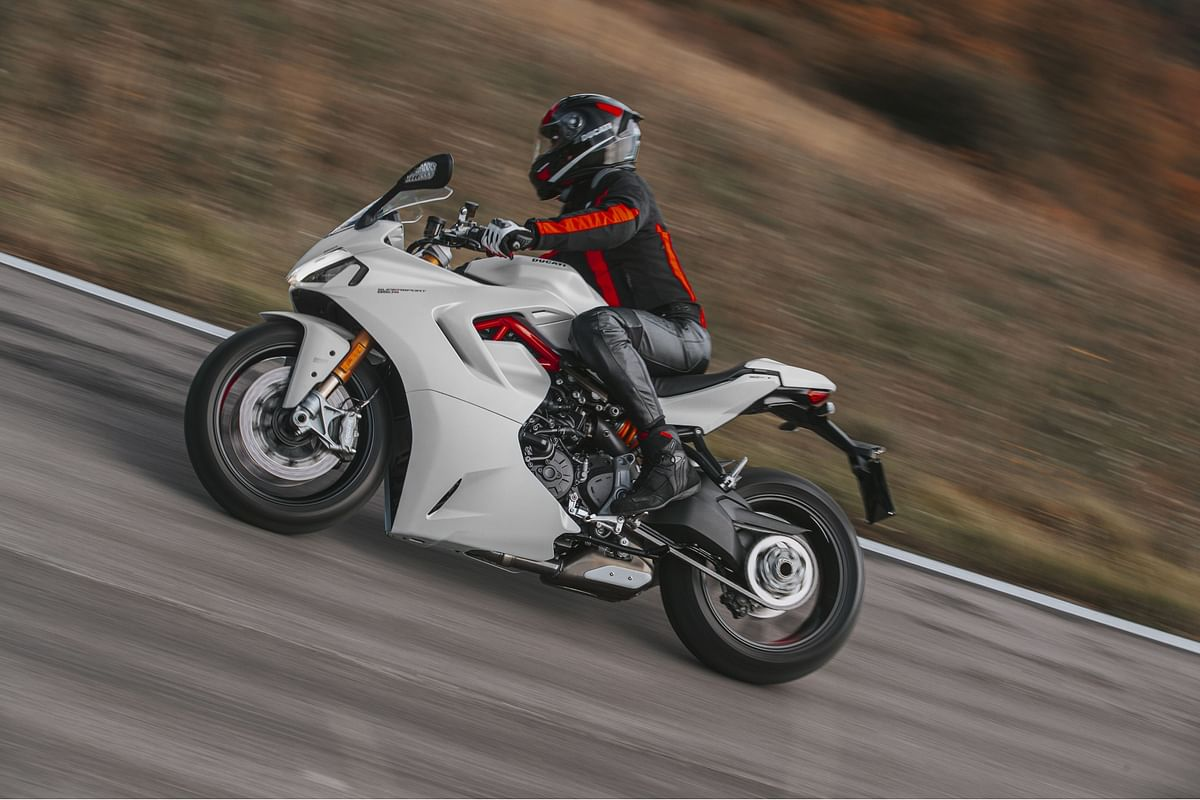 2021 Ducati SuperSport 950 launched, prices start from Rs 13.49 lakh