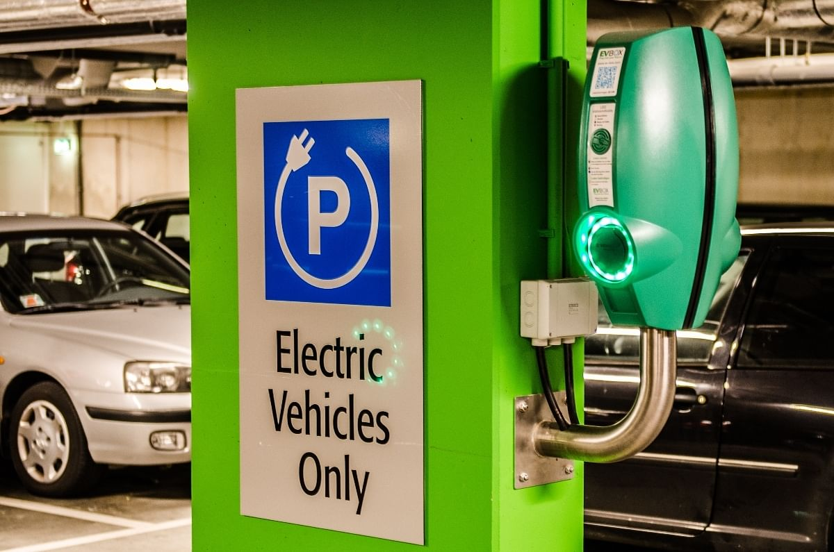 The EV Plugs app lets you find EV charging stations in your city with ease!