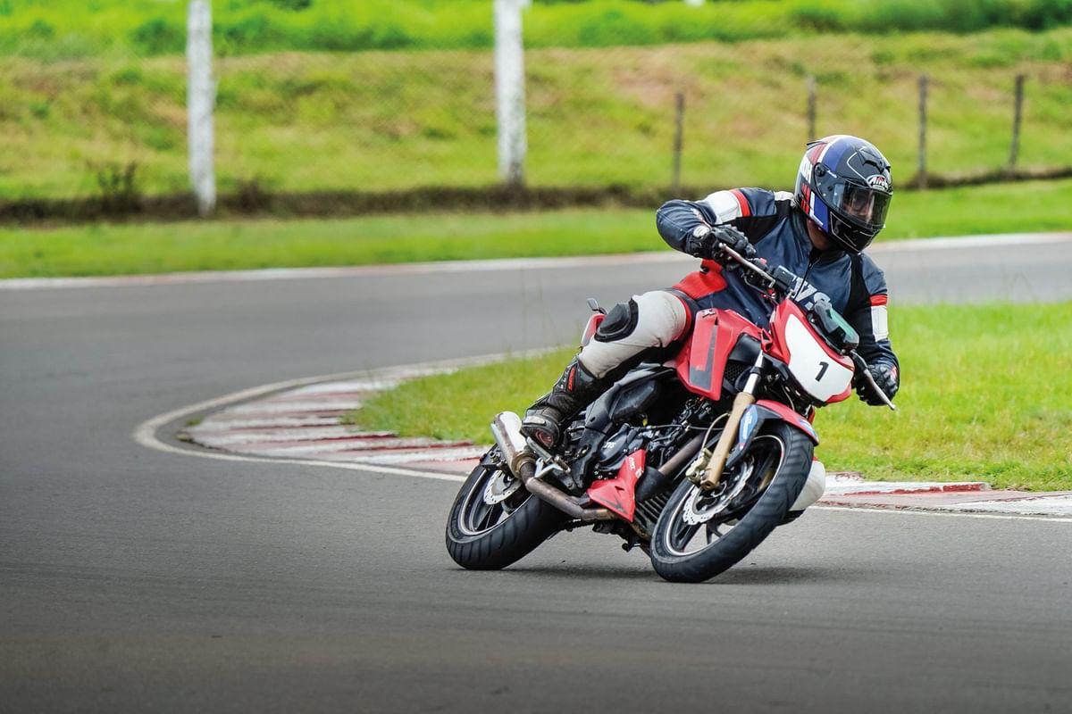 TVS Racing Diaries: The TVS Racing Training Academy