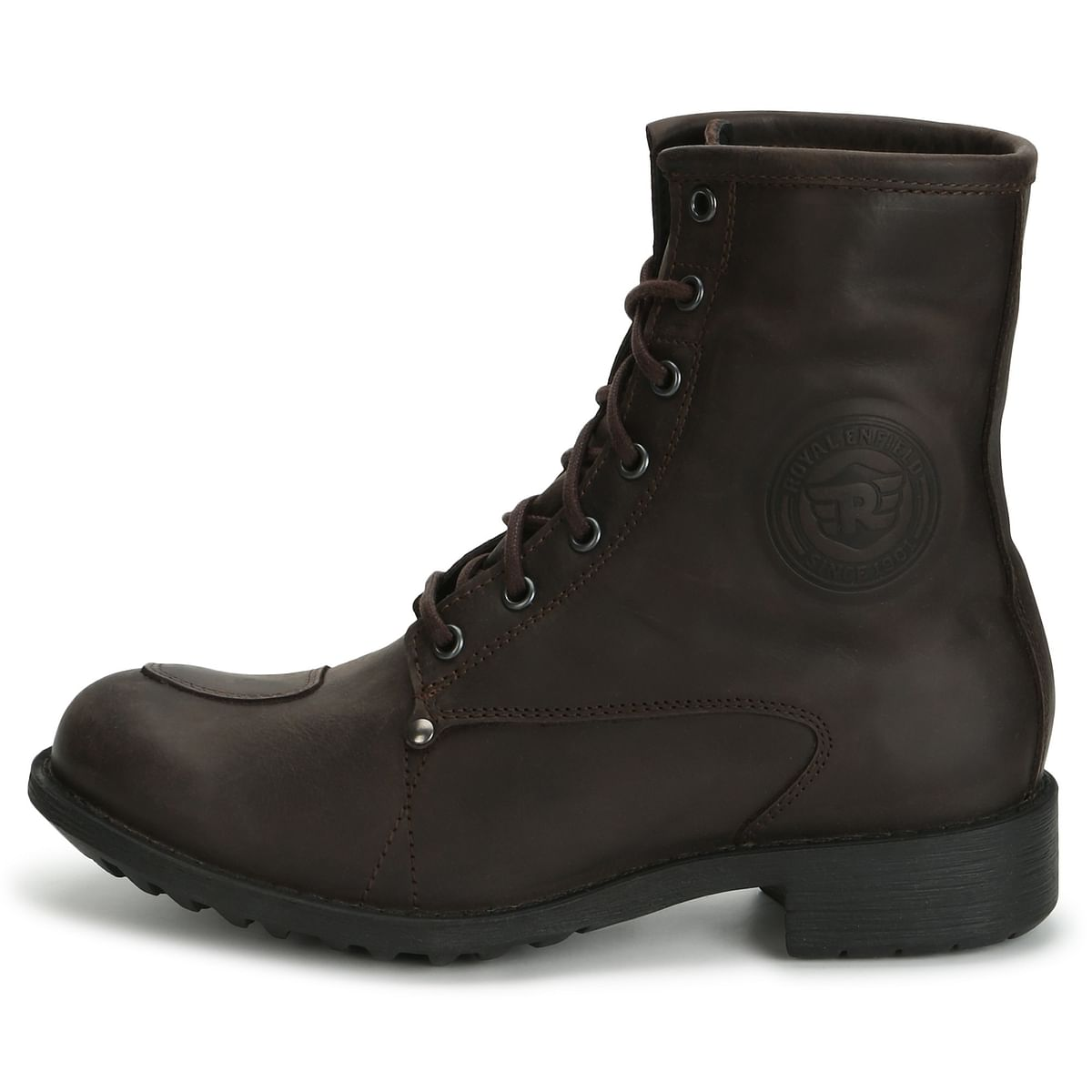 The Grimsel WP boots will be available in only this brown colour