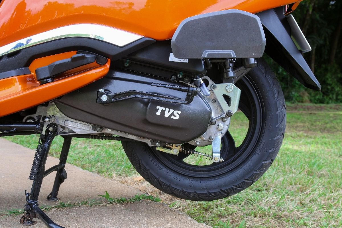The Jupiter 125 gets an all-new 124.8cc engine