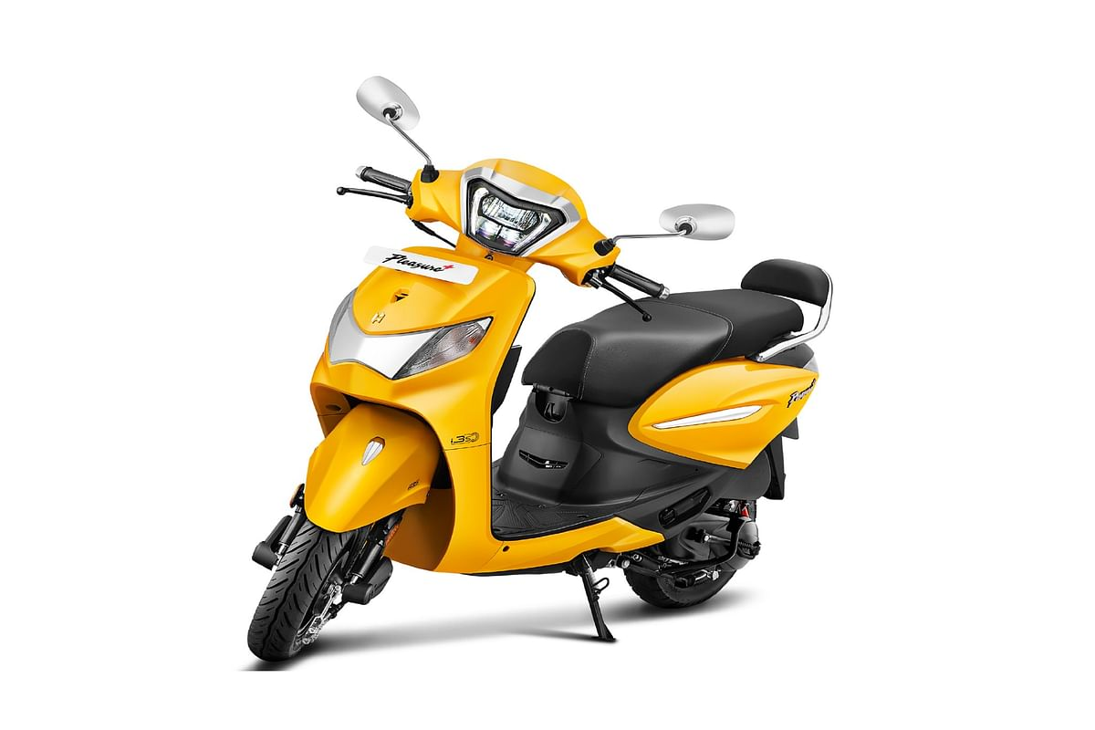 Hero Pleasure+ 110 Xtec launched, prices start from Rs 69,500