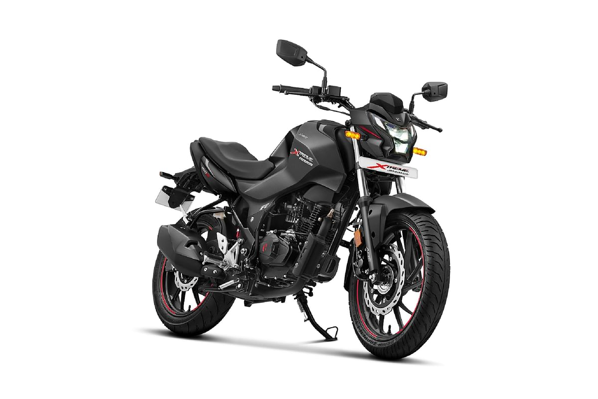 Hero Xtreme 160 Stealth Edition launched, priced at Rs 1.16 lakh