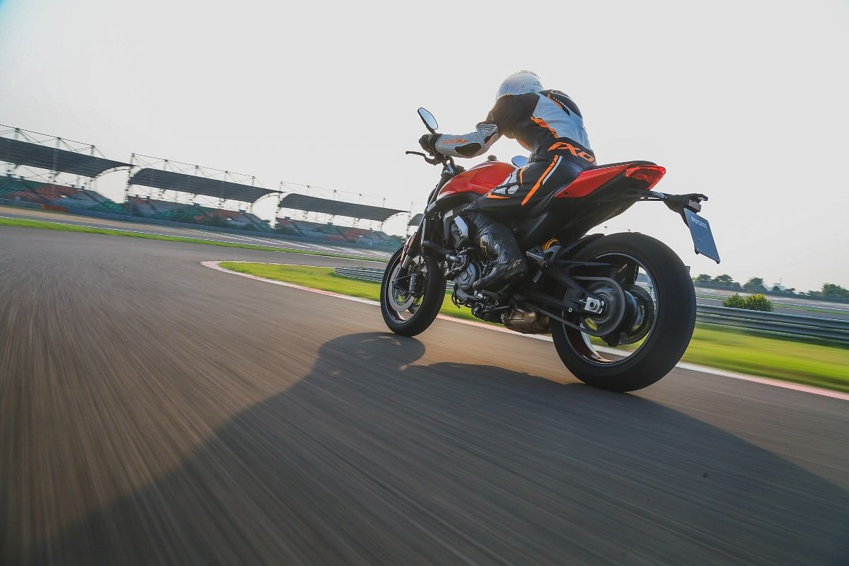The 2021 Ducati Monster will be a great fit for beginners and experienced riders alike