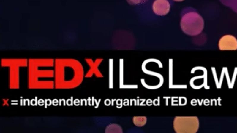 Mental Wellbeing: My Story | Chris Parsons | TEDxILSLaw