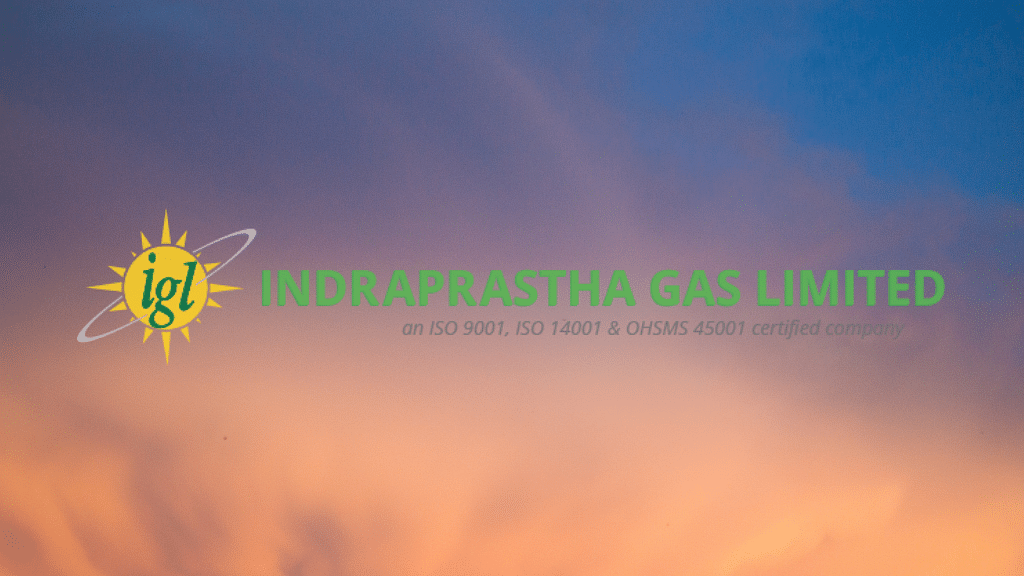 Job @ Indraprastha Gas Limited as General Manager - Legal.