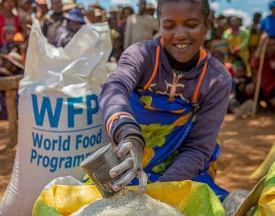 Mondi & UN World Food Programme help to address food waste