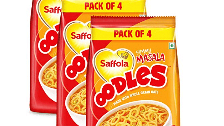 Marico launches 'Saffola Oodles'