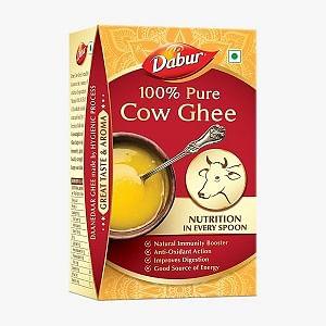 Dabur enters Ghee category with 'Dabur 100% Pure Cow Ghee'