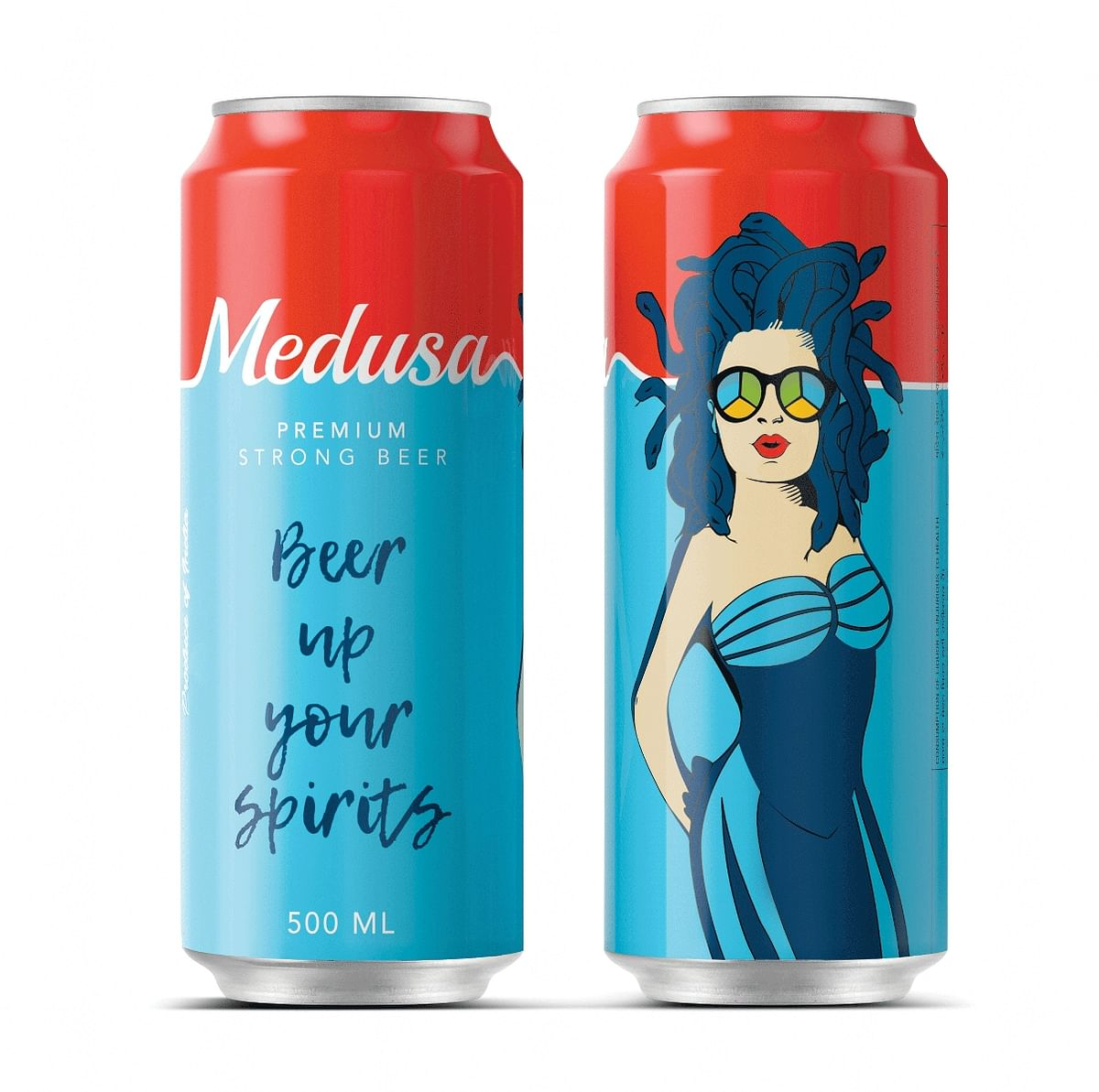 Medusa Beverage - A journey from a startup to 150 crore brand