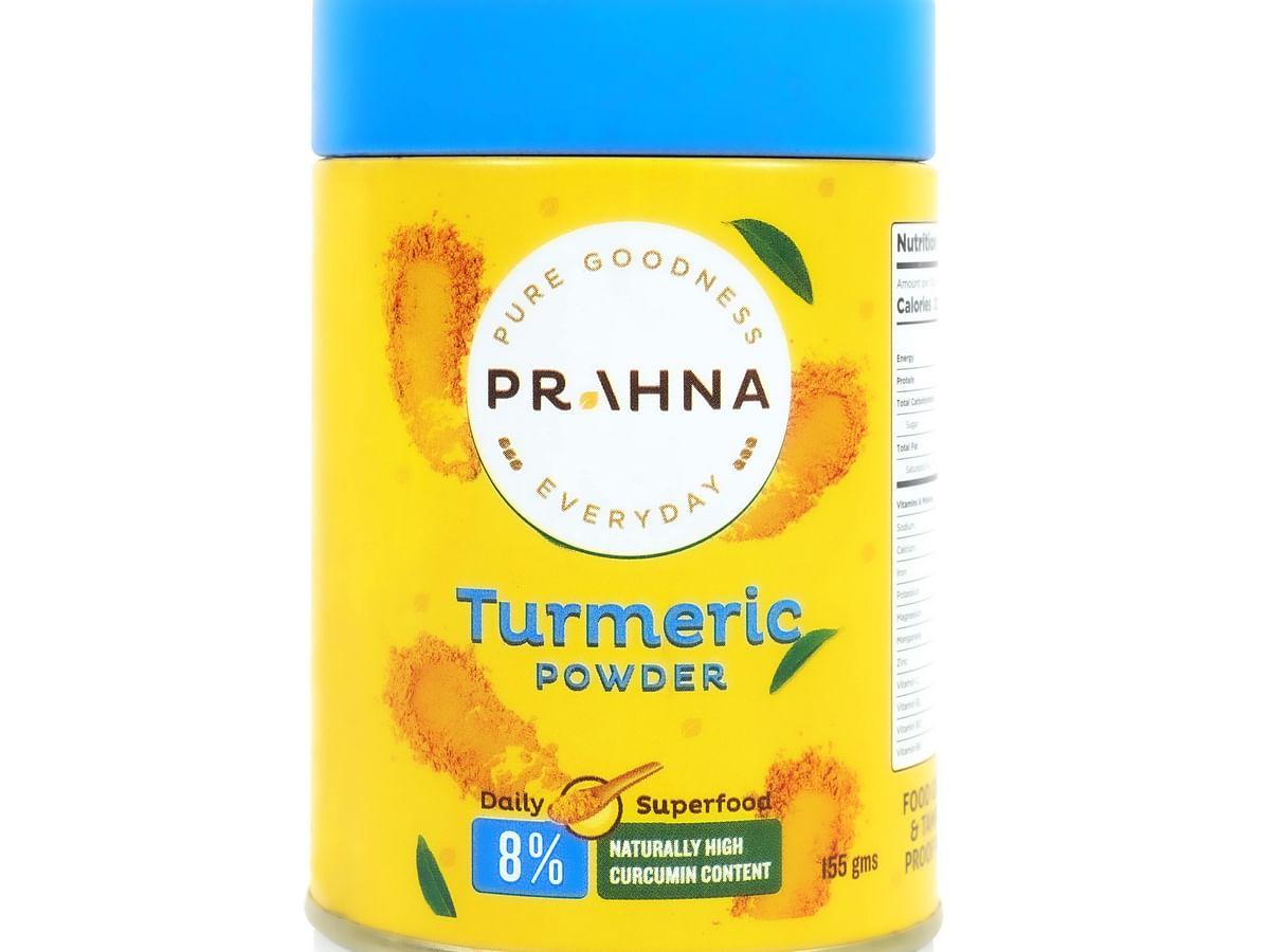 Prahna Superfoods brings all-natural handpicked turmeric