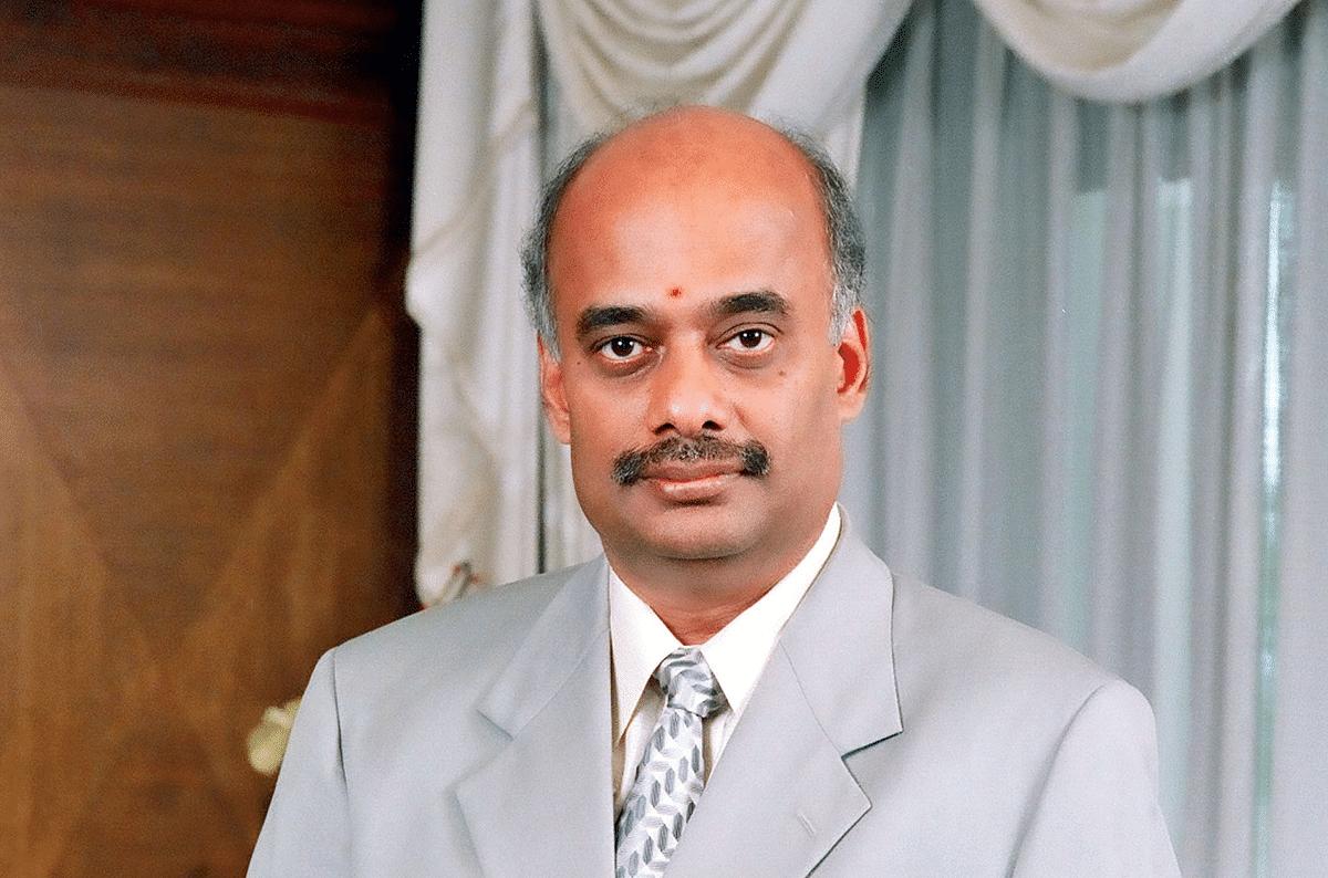 Manickam Mahalingam, chairman and managing director, ABT