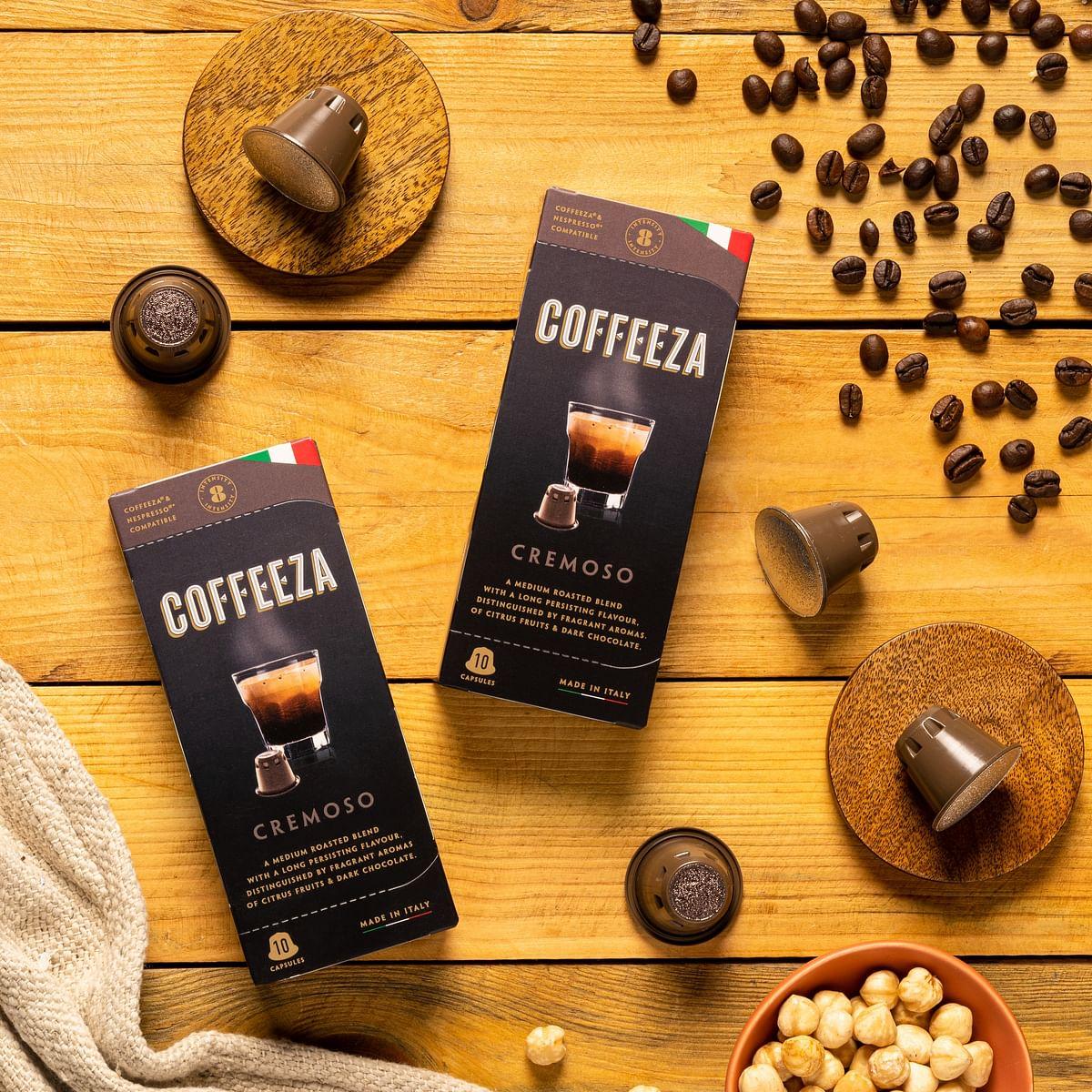 Coffeeza's Coffee Capsules