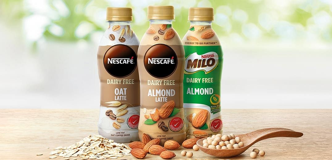 Nestlé launches dairy-free Milo in Asia