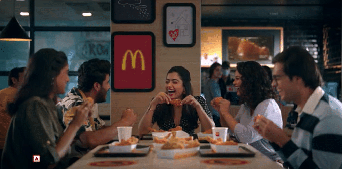 McDonald's launches McSpicy Fried Chicken in the latest campaign