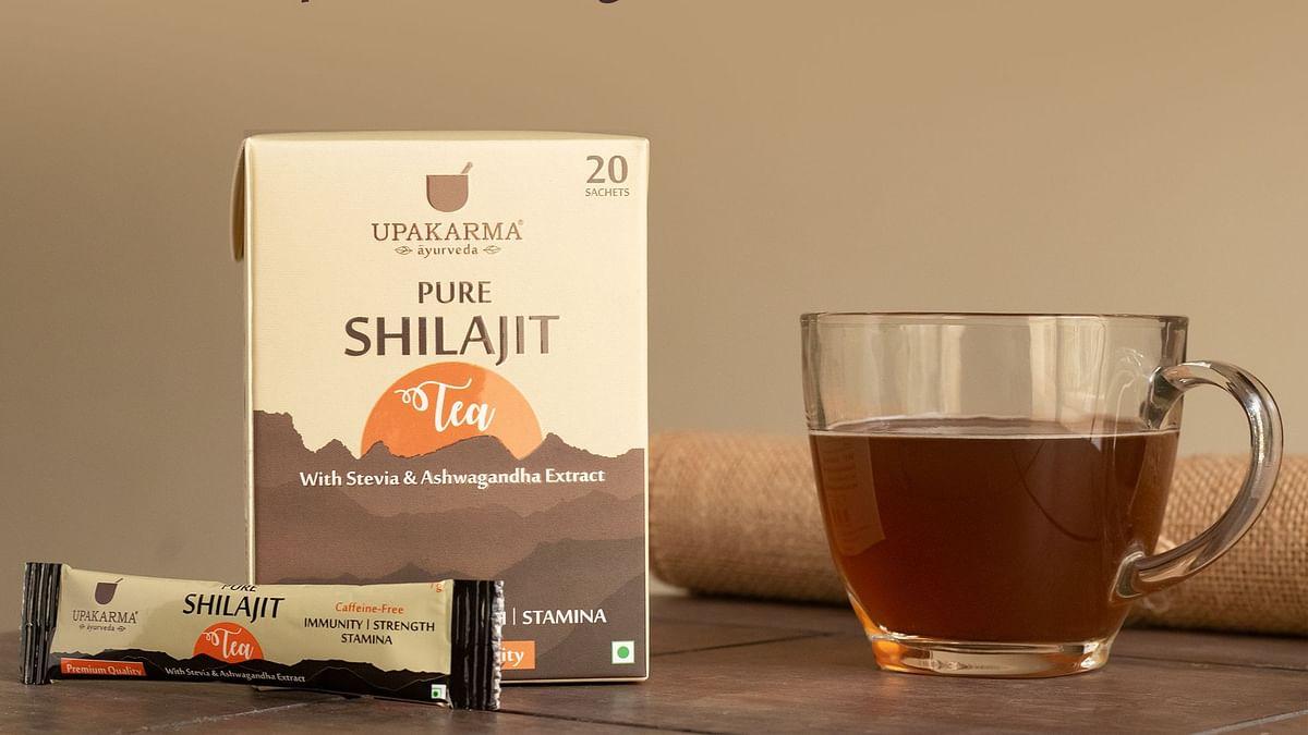 Upakarma Ayurveda launches Shilajit Tea with 14 super herbs