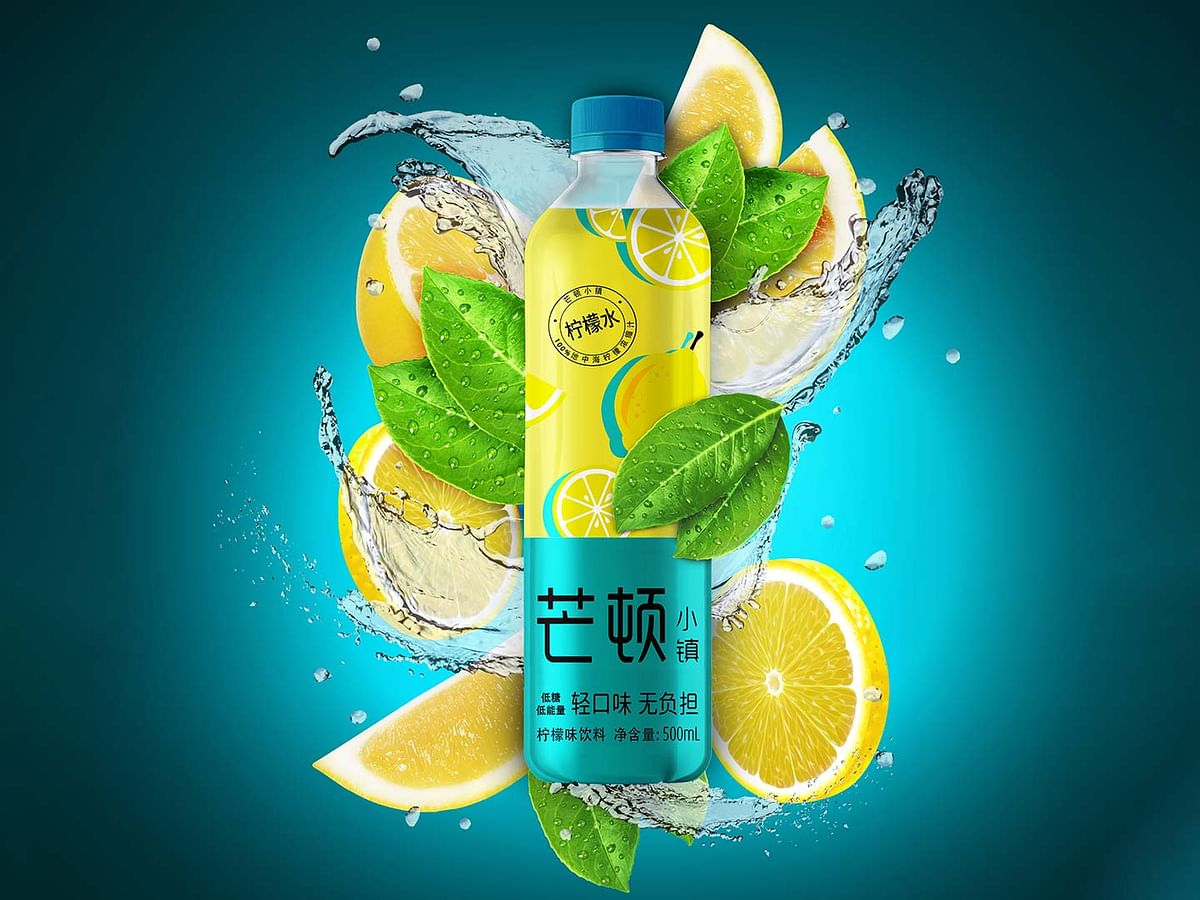 Youthful packaging design by Sidel opens a new page for Menton