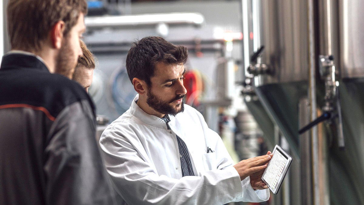 GEA InsightPartner Brewery delivers real-time performance insights