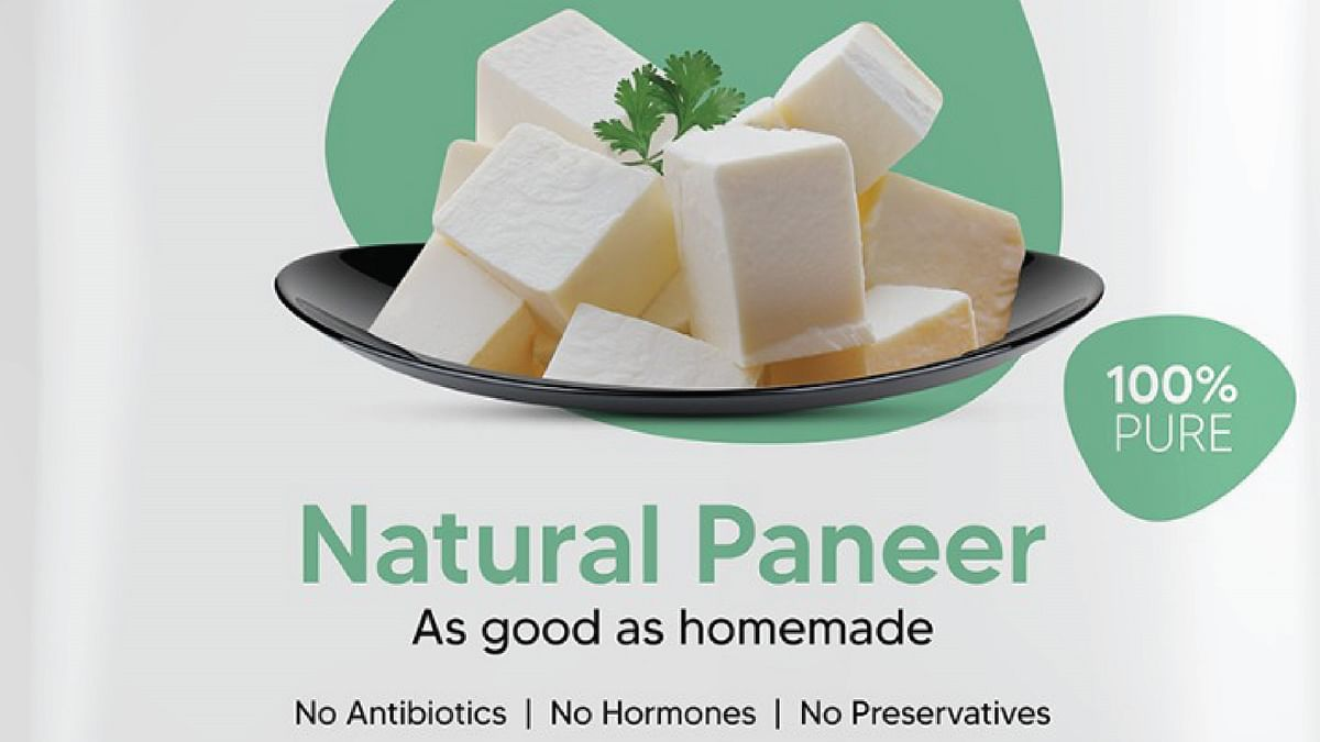 Sid's Farm launches Natural Paneer