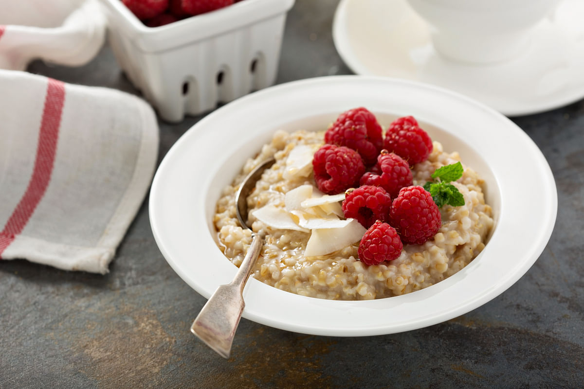 Oats are one of the few food sources of beta-glucans with the potential to boost your immunity.