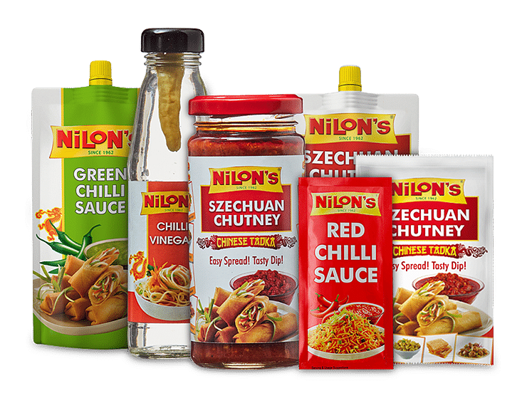 Nilon's strengthens its Chinese product portfolio with new-age sauces & condiments