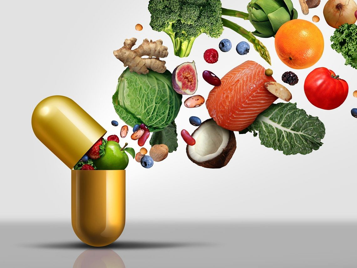 Nutraceuticals offer health and medical benefits