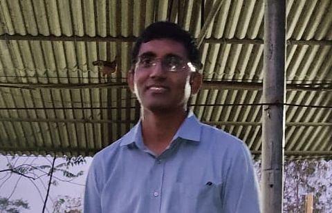 Kishore Indukuri, founder and managing director of Sid's Farm
