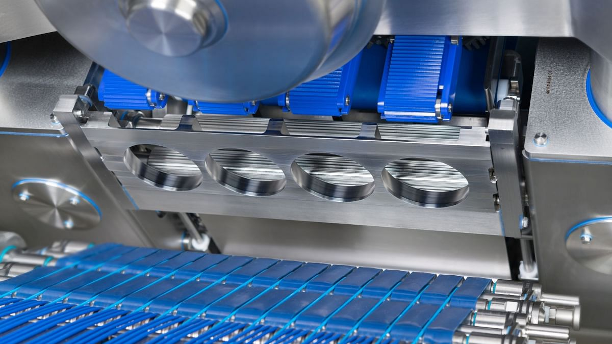 Fast and precise performance due to large cutting cross-section in the GEA OptiSlicer 6000